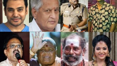 Sethuraman to VJ Chitra: Kollywood stars who left us in 2020  | The Times of India