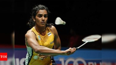 Sindhu gets favourable draw, tough outing for Saina as international competition returns in Thailand   Badminton News - Times of India