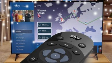 Sky Q viewers get a hidden festive treat this week - here's how to find it