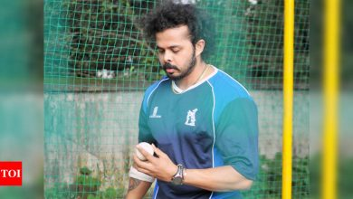 Sreesanth in Kerala probables list of players for Syed Mushtaq Ali T20 tournament | Cricket News - Times of India