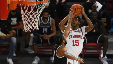 St. John's handles Georgetown for win it really needed