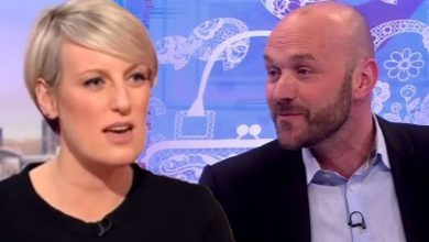 Steph McGovern apologises to Simon Rimmer after Twitter disagreement: 'It's my ignorance'