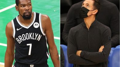 Steve Nash adds caveat to Kevin Durant's Nets comeback