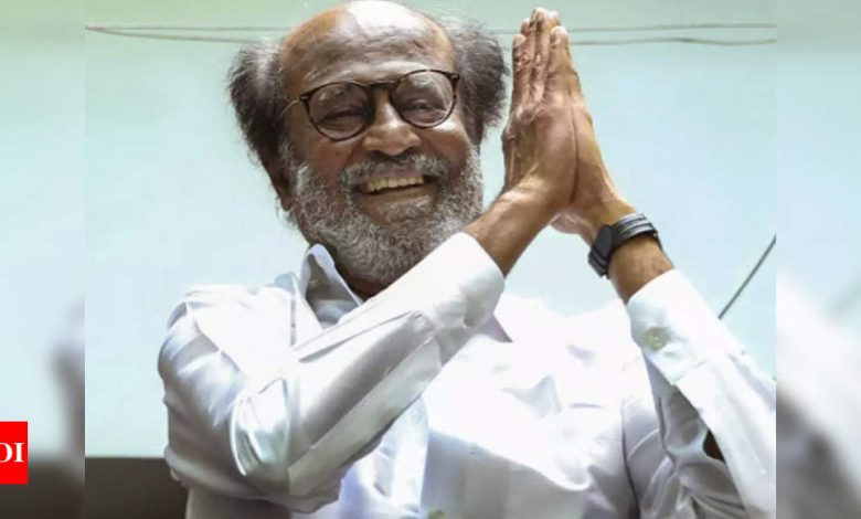 Superstar Rajinikanth admitted in hospital - Times of India ►