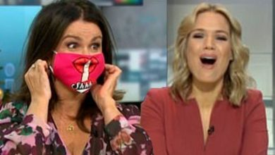 Susanna Reid gets apology from GMB co-host after gift leads to 'unintended consequences'