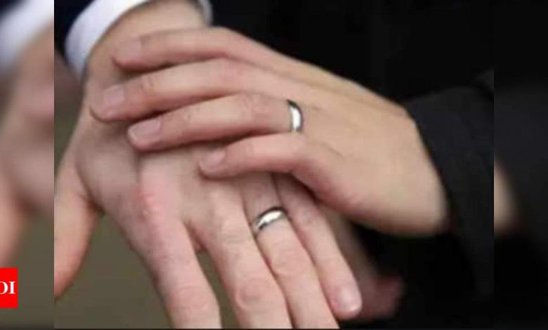 Swiss Parliament approves same-sex marriage - Times of India
