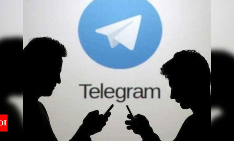Telegram back online after suffering brief outage - Times of India