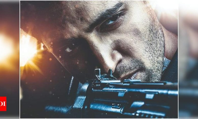 Telugu actor Adivi Sesh's first look in Major unveils today - Times of India