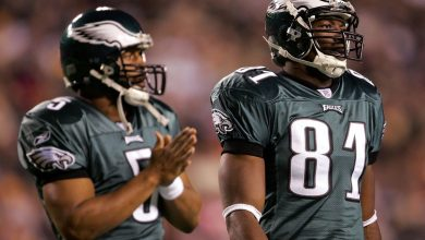 Terrell Owens: Drinking night before caused Donovan McNabb's Super Bowl puking