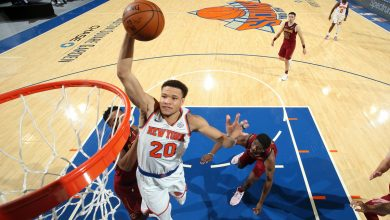 The Knicks strategy sparking early Kevin Knox revival