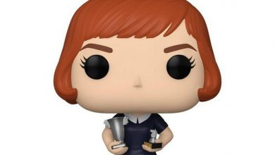 The Queen's Gambit Funko Pops immortalize the show in plastic
