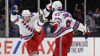 The Rangers' likely roster as NHL hurdles remain