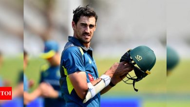 This summer is a chance to rectify our mistakes against India in 2018-19: Mitchell Starc | Cricket News - Times of India