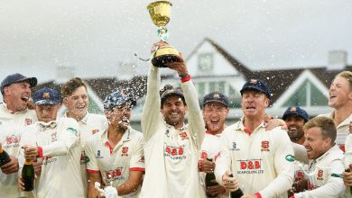 Three-group County Championship fixtures unveiled by ECB