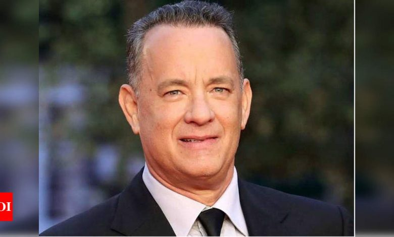 Tom Hanks requests fans to wear a face-mask as he shares his views on taking the COVID-19 vaccine - Times of India