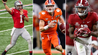 Trevor Lawrence won't be the only prize of 2021 NFL Draft