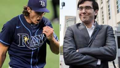 Tyler Glasnow looked at Martin Shkreli photos to get angry before starts