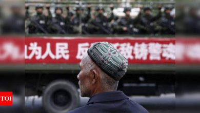 UK says credible evidence of forced labour in China's Xinjiang region - Times of India
