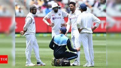 Umesh Yadav suffers calf muscle injury, doubtful for next Test   Cricket News - Times of India