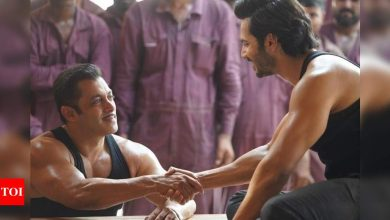 Varun Dhawan's birthday wish for 'big brother' Salman Khan will melt your heart - Times of India