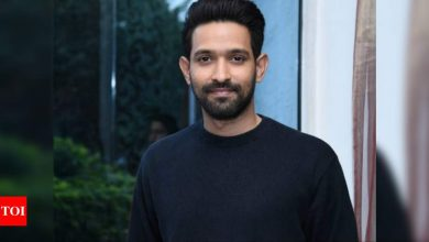 Vikrant Massey's Instagram account hacked once again; read details - Times of India
