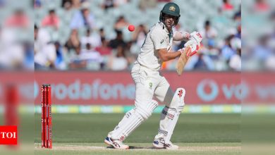 'We have opened up some scars': Burns after winning Pink-ball Test   Cricket News - Times of India