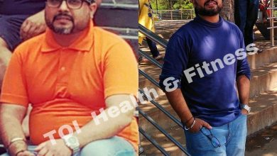 "Weight loss: ""I have oats khichdi for dinner and a glass of haldi milk""  