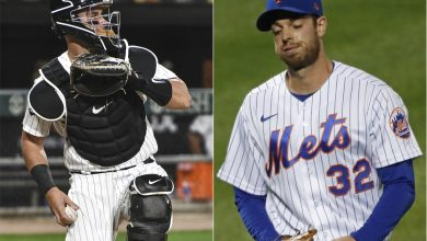 Why Mets' James McCann signing is good news for Steven Matz