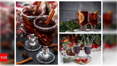 Why it is the right time to switch to mulled wine - Times of India