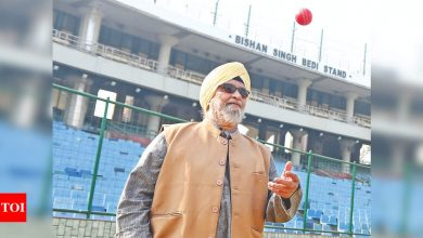 Will request Bedi to withdraw his demand of removing his name from a stand: DDCA president | Cricket News - Times of India