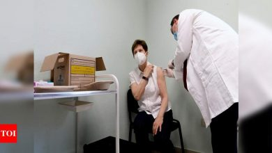 'Window of hope': Europe prepares to launch Covid-19 vaccinations - Times of India