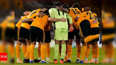Wolves players banned from supermarkets over Covid concerns | Football News - Times of India