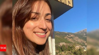 Yami Gautam misses sunny mornings in Himachal after wrapping up 'Bhoot Police' - Times of India