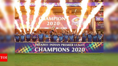 Yearender 2020: The big highlights of IPL held in bio-secure bubbles in the UAE | Cricket News - Times of India