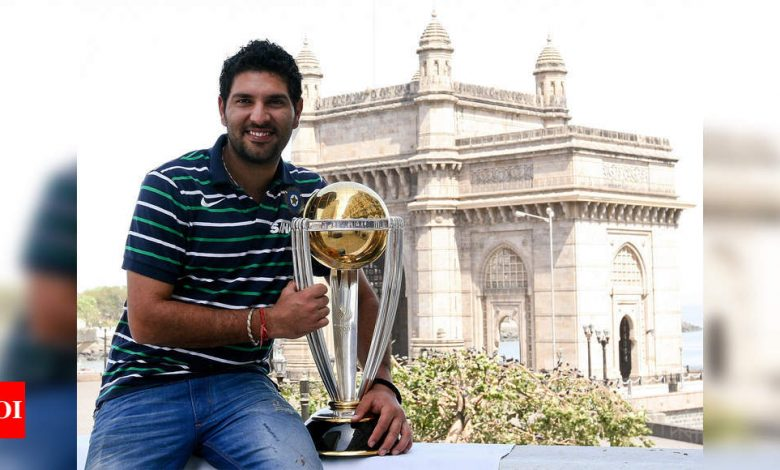 Yuvraj Singh:  Happy birthday Yuvraj Singh: Wishes pour in for the 2011 World Cup hero | Cricket News - Times of India