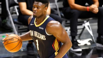 Zion Williamson has a 'different feeling' in tantalizing start to preseason
