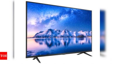iFFALCON K61-4K TV:  iFFALCON launches K61-4K Android TV at Rs 24,999 - Times of India