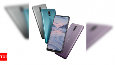 nokia 2.4 sale:  Nokia 2.4 now available on open sale in India: Price, specs and more - Times of India