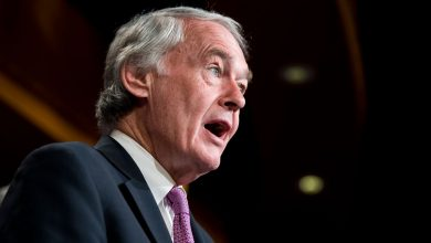 'They Should be Punished Severely:' Sen. Ed Markey on Capitol Hill Chaos