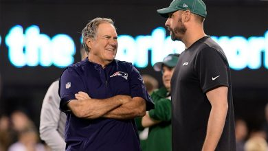 Bill Belichick's praise of Jets is getting excessive