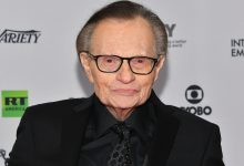 Larry King Is Hospitalized With Coronavirus