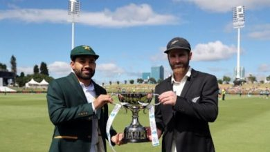 Highlights, New Zealand vs Pakistan, 2nd Test Day 1, Full Cricket Score: Visitors bowled out for 297 - Firstcricket News, Firstpost