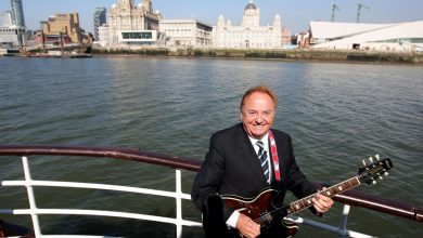 Tributes paid as Gerry And The Pacemakers star Gerry Marsden dies