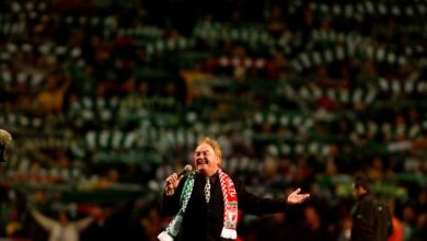 Watch: When Gerry Marsden sang You'll Never Walk Alone with 60,000 Celtic and Liverpool fans