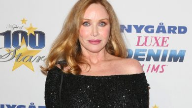 Publicist now says 'Bond girl'  Tanya Roberts is alive after all
