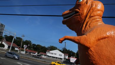 Does Massachusetts Need an Official State Dinosaur?