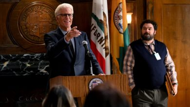 Ted Danson's 'Mr. Mayor' delivers the laughs
