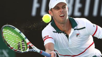 US tennis star Sam Querrey defends escape from Russia