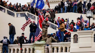 'A Tale of 2 Americas': Comparing Tepid Response to Capitol Riots With BLM Protests