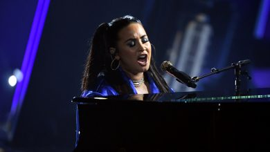 Demi Lovato Says She's Recording 'Something Special' After Storming of U.S. Capitol